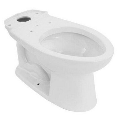Drake 1.28 GPF Elongated Toilet Bowl