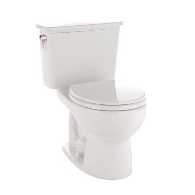 Drake 1.28 GPF Round Two-Piece Toilet