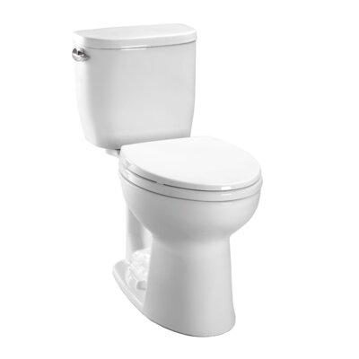 Entrada 1.28 GPF Round Two-Piece Toilet