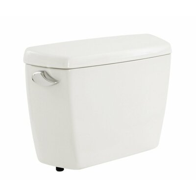 Carusoe Insulated 1.6 GPF Toilet Tank Toilet Finish: Colonial White