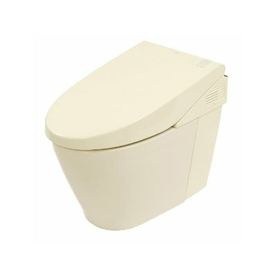 1.28 GPF Elongated Toilet Bowl Finish: Sedona Beige