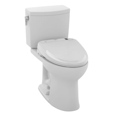Drake II 1.0 GPF Elongated Two-Piece Toilet