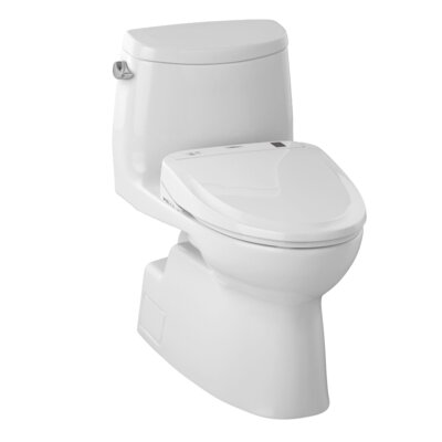 Carlyle II 1.28 GPF Elongated One-Piece Toilet