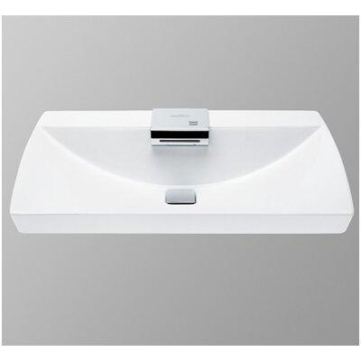 Neorest Combination Rectangular Vessel Bathroom Sink