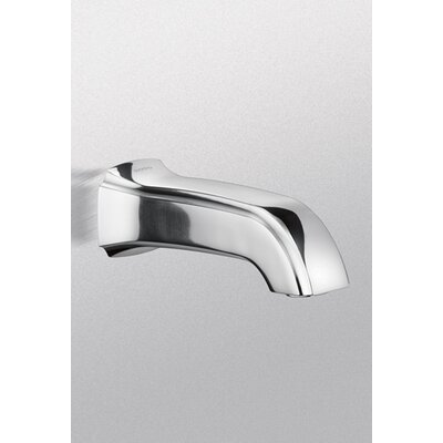 Guinevere Wall Spout Finish: Polished Nickel