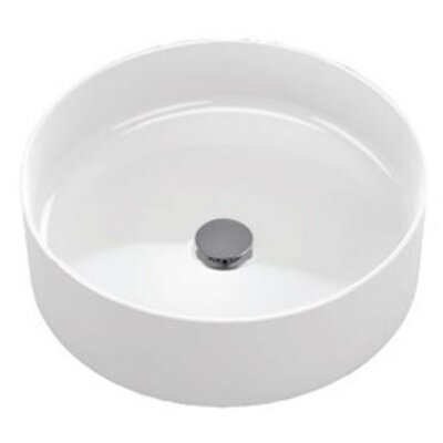 Arvina Lavatory Circular Vessel Bathroom Sink