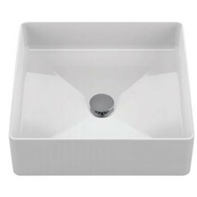 Arvina Lavatory Square Vessel Bathroom Sink