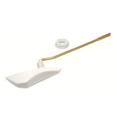 Trip Lever for CST904 Finish: Colonial White