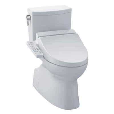Vespin� II 1.0 GPF Elongated Two-Piece Toilet