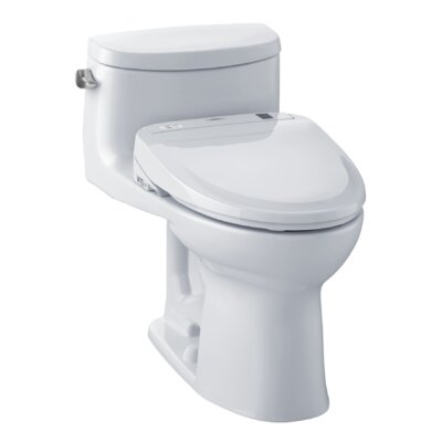 Supreme II 1.28 GPF Elongated One-Piece Toilet