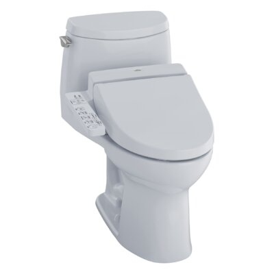 UltraMax� II 1.0 GPF Elongated One-Piece Toilet