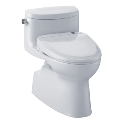 Carolina� II 1.28 GPF Elongated One-Piece Toilet