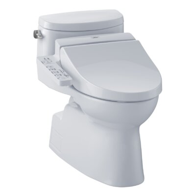 Carolina II 1.28 GPF Elongated One-Piece Toilet