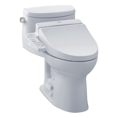 Supreme� II 1.28 GPF Elongated One-Piece Toilet