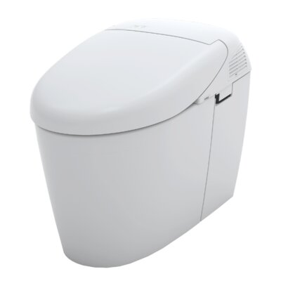 Neorest 1.0 GPF Elongated Toilet Bowl Finish: Cotton White