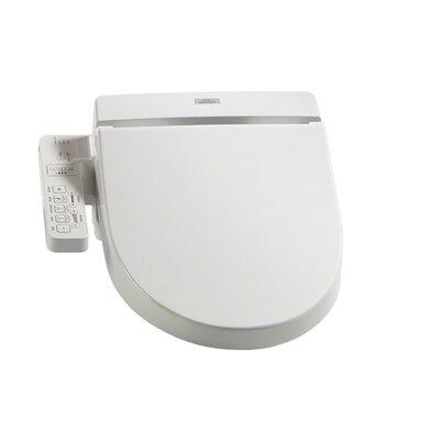 Washlet for Elongated Toilet Toilet Finish: Sedona Beige