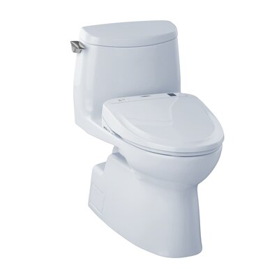 Carlyle II 1.0 GPF Elongated One-Piece Toilet