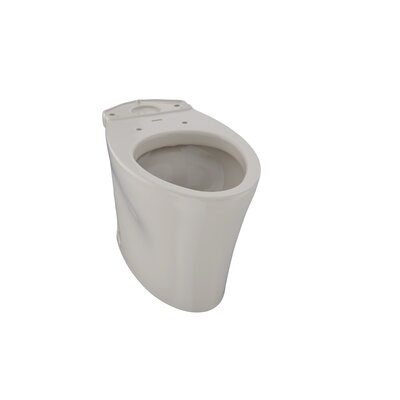 Nexus Eco 1.28 GPF Elongated Toilet Bowl Bowl Finish: Bone