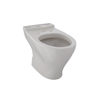 Aquia II 1.6 GPF Elongated Toilet Bowl Toilet Finish: Sedona Beige