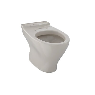 Aquia II 1.6 GPF Elongated Toilet Bowl Toilet Finish: Bone