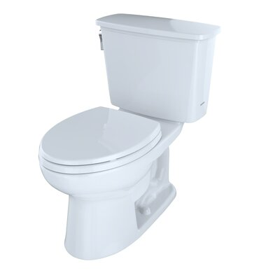 Drake 1.28 GPF Elongated Two-Piece Toilet