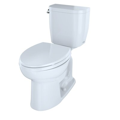 Entrada 1.28 GPF Elongated Two-Piece Toilet