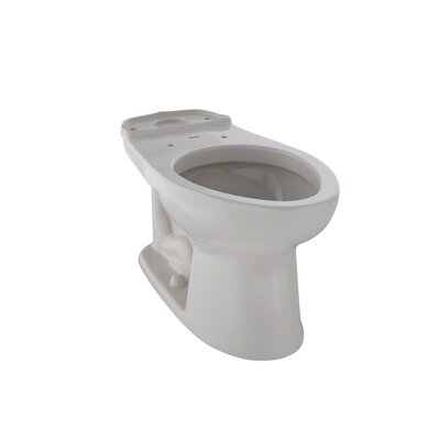 Drake� Eco Elongated Toilet Bowl Toilet Finish: Sedona Beige