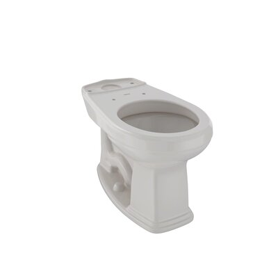 Promenade 1.28 GPF Round Toilet Bowl Toilet Finish: Sedona Beige