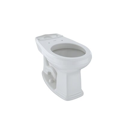 Promenade 1.28 GPF Round Toilet Bowl Toilet Finish: Colonial White