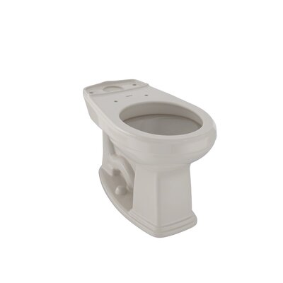 Promenade 1.28 GPF Round Toilet Bowl Toilet Finish: Bone