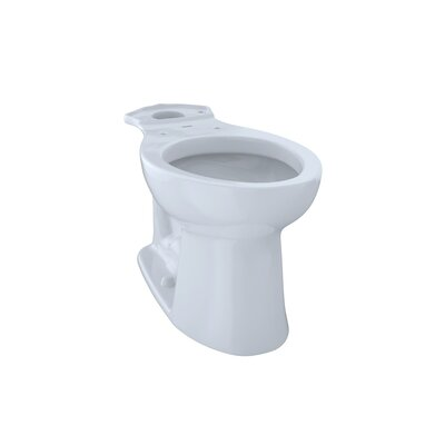 Entrada 1.28 GPF Elongated Toilet Bowl