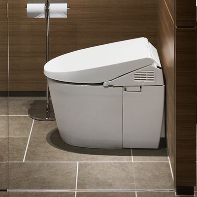 Neorest 550H Elongated Toilet/Bidet Color: Cotton
