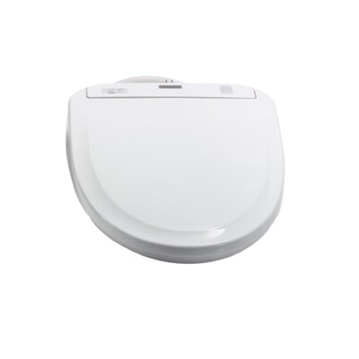 Washlet� S350e Toilet Seat Bidet Finish: Cotton White