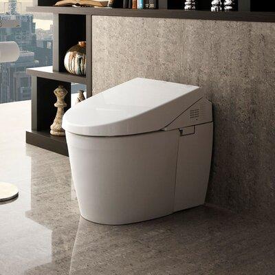 Neorest 550H Elongated Toilet/Bidet Color: Sedona Beige