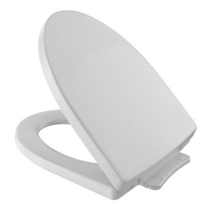 SoftClose� Elongated Toilet Seat Finish: Colonial White