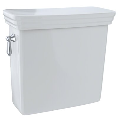 Promenade� E-Max� Dual Flush Toilet Tank Finish: Colonial White