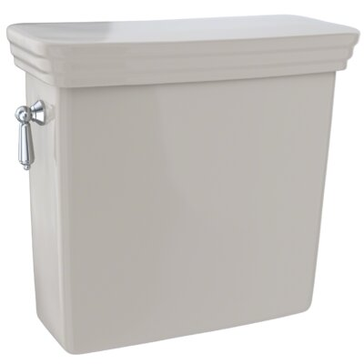 Promenade� G-Max� Dual Flush Toilet Tank Finish: Bone