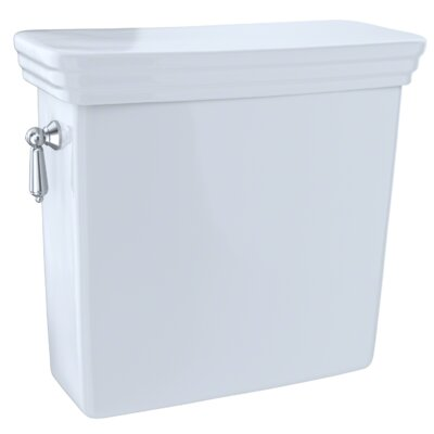 Promenade� G-Max� Dual Flush Toilet Tank Finish: Cotton White
