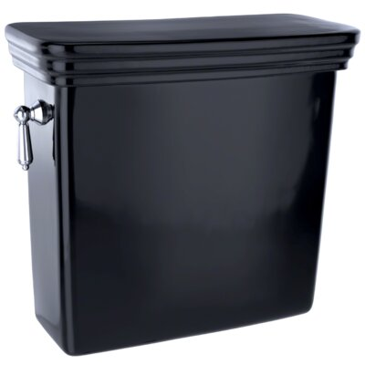 Promenade� G-Max� Dual Flush Toilet Tank Finish: Ebony