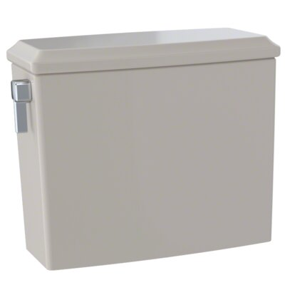 Connelly� Dual-Max� Dual Flush Toilet Tank Finish: Bone