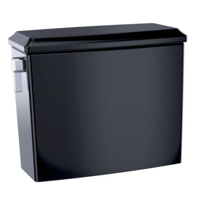 Connelly� Dual-Max� Dual Flush Toilet Tank Finish: Ebony