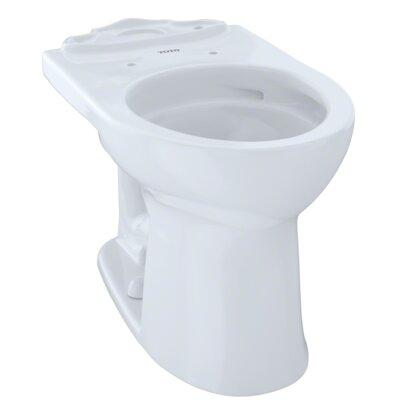 Drake� II Dual Flush Round Toilet Bowl