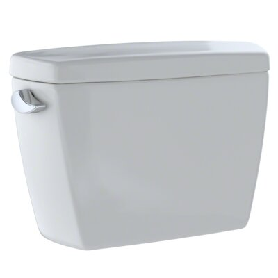 Drake� G-Max� Dual Flush Toilet Tank Finish: Colonial White