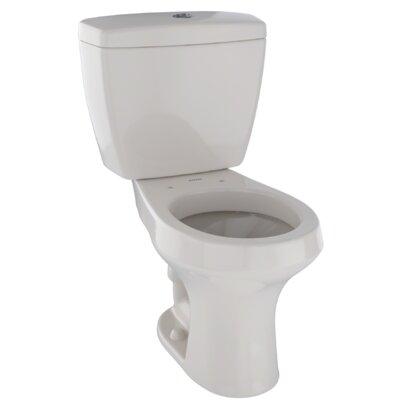 Rowan� Dual Flush Round Two-Piece Toilet Finish: Sedona Beige