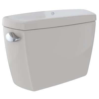 Drake� G-Max� 1.6 GPF Dual Flush Toilet Tank with Bolt Down Lid Finish: Sedona Beige