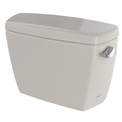 Drake� G-Max� Dual Flush Toilet Tank Finish: Bone