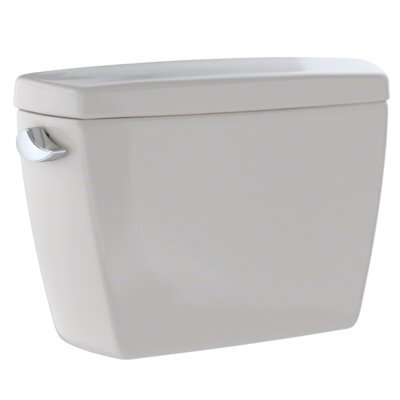 Eco Drake� Transitional E-Max� Dual Flush Toilet Tank Finish: Sedona Beige