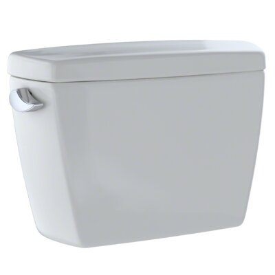Eco Drake� Transitional E-Max� Dual Flush Toilet Tank Finish: Colonial White