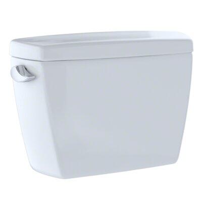 Eco Drake� Transitional E-Max� Dual Flush Toilet Tank Finish: Cotton White