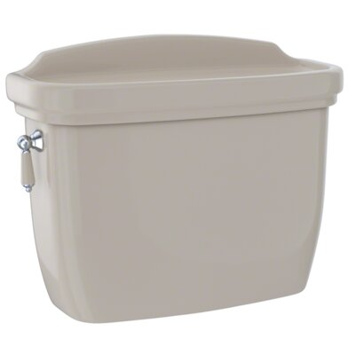 Eco Dartmouth� E-Max� Dual Flush Toilet Tank Finish: Bone